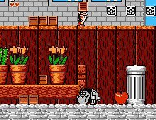 Test de Chip 'n Dale : Rescue Rangers sur NES