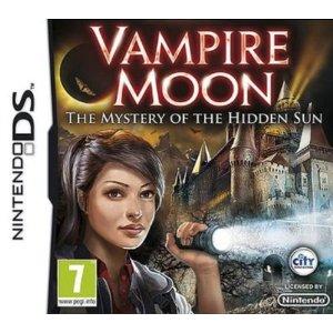 Enigmes et objets cachés : Vampire Moon : Le mystère du soleil noir
