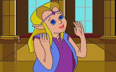 Zelda : The Wand of Gamelon ( CDI )