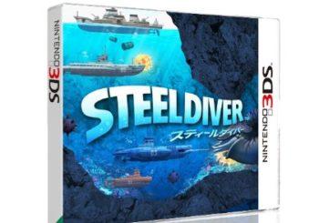 Steel Diver 3DS - Premier trailer