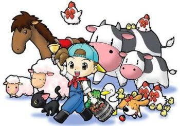Harvest Moon: The Tale of Two Towns annoncé sur DS et 3DS