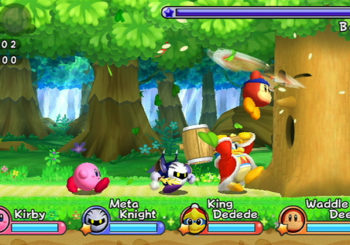 E3 2011 - Kirby: Mass Attack Wii, retour aux sources ?