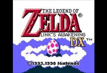 Zelda Link's Awakening disponible  sur eShop
