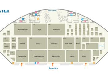 Nintendo aura un grand stand à l'E3