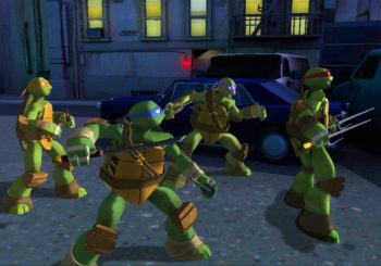 Teenage Mutant Ninja Turtles Trailer Wii (et 3DS)