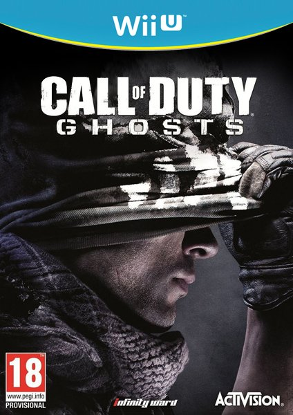 Trailer Call of Duty Ghosts Wii U