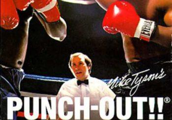 Mike Tyson essaye de se battre à Punch Out