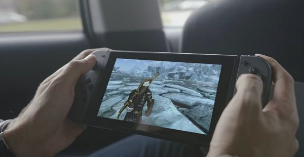 Quelle version de Skyrim pour la Switch