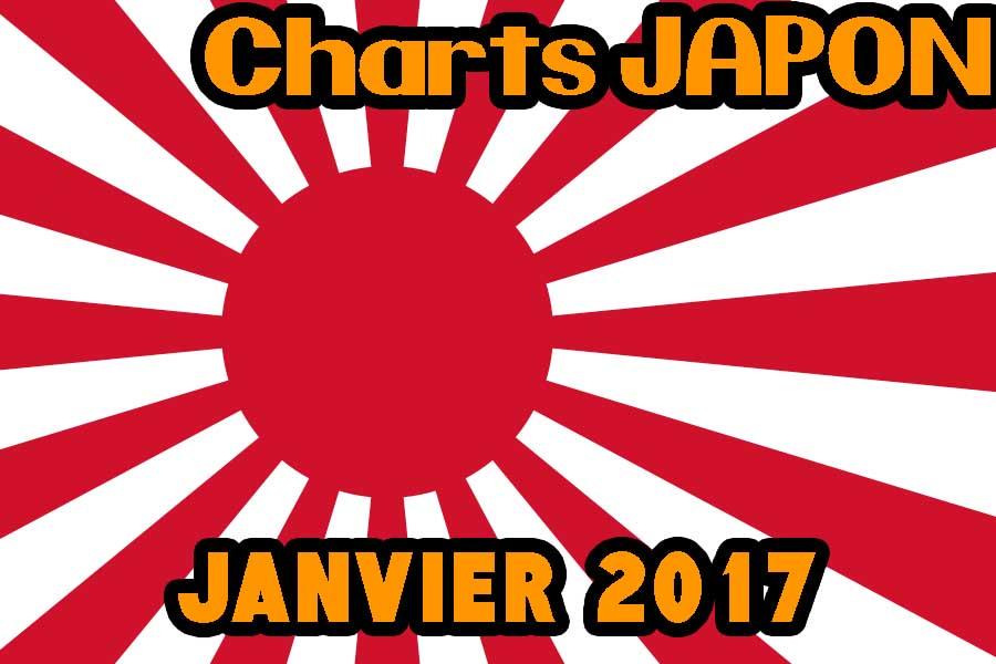 charts japon janvier 2017