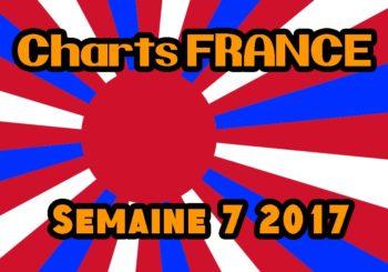 Top des ventes Jeux vidéo en France semaine 7 2017
