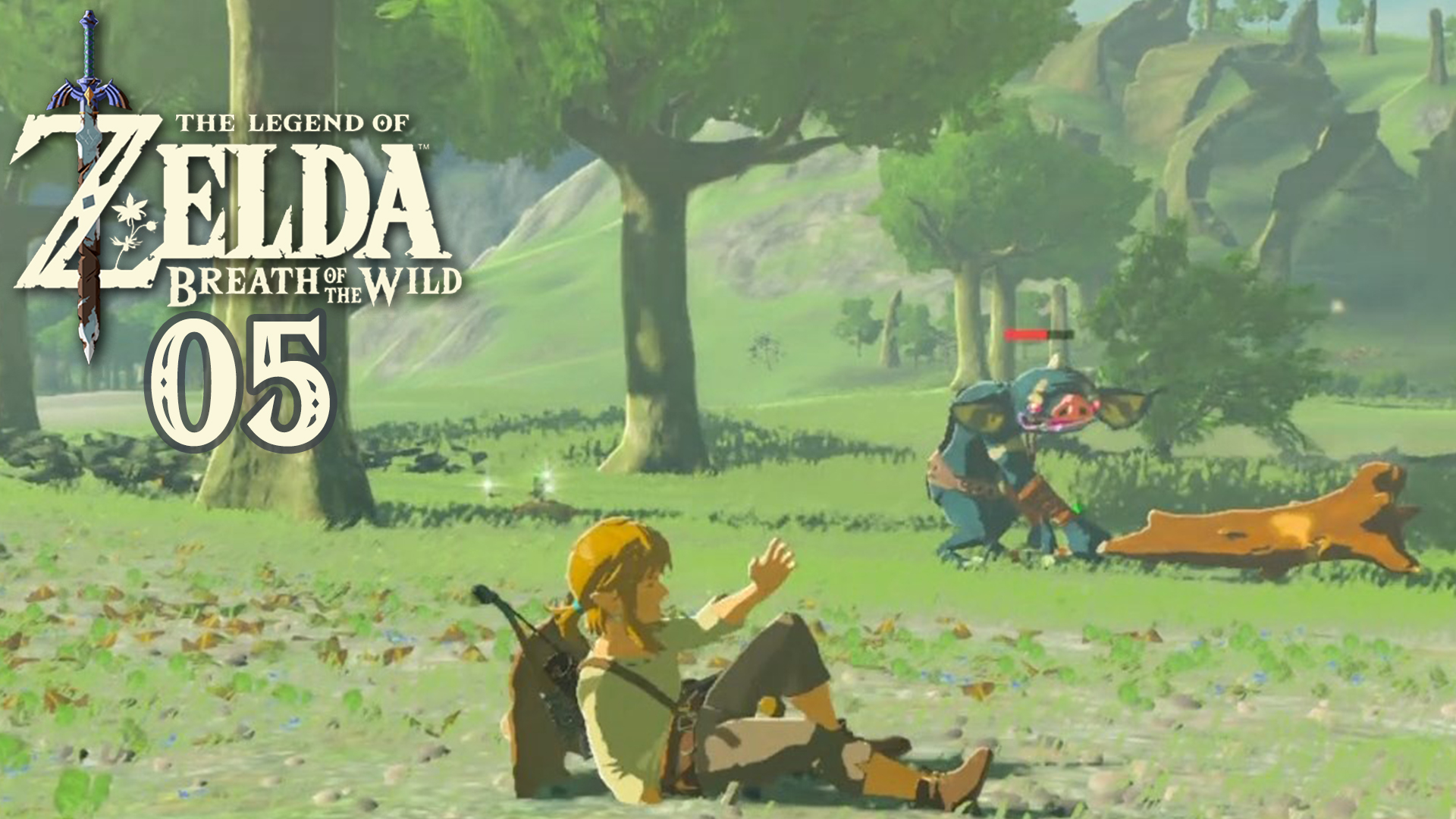 ⚔ Zelda: Breath of the Wild Switch - Le ROYAUME D'HYRULE #05