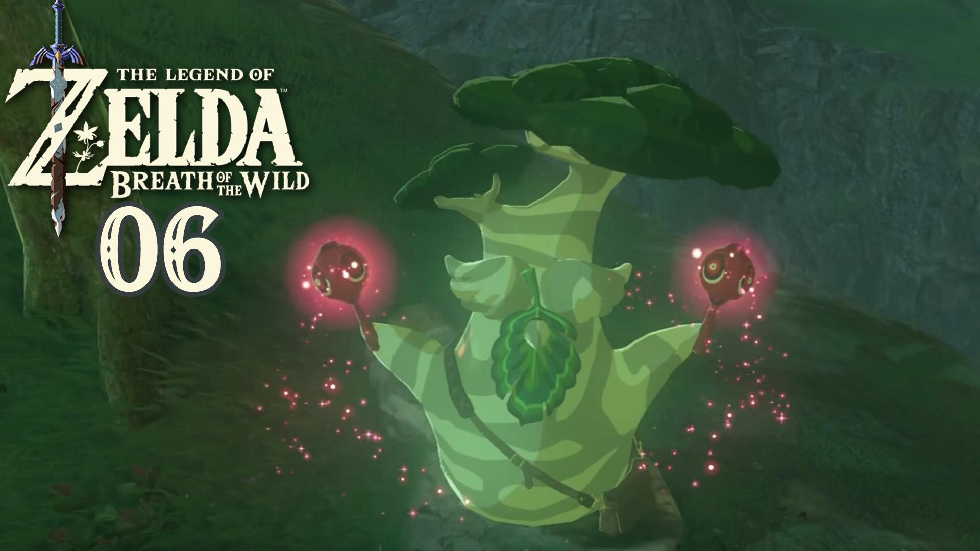 ⚔ Zelda: Breath of the Wild Switch - DIRECTION COCORICO #06