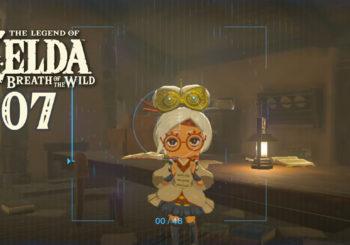 ⚔ Zelda: Breath of the Wild Switch - L'héritage de ZELDA   #07
