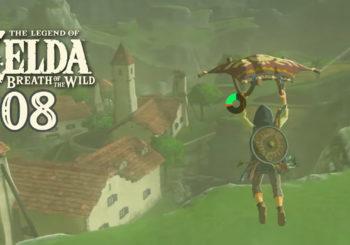 ⚔ Zelda: Breath of the Wild Switch - Exploration de la nouvelle zone + SANCTUAIRES #08