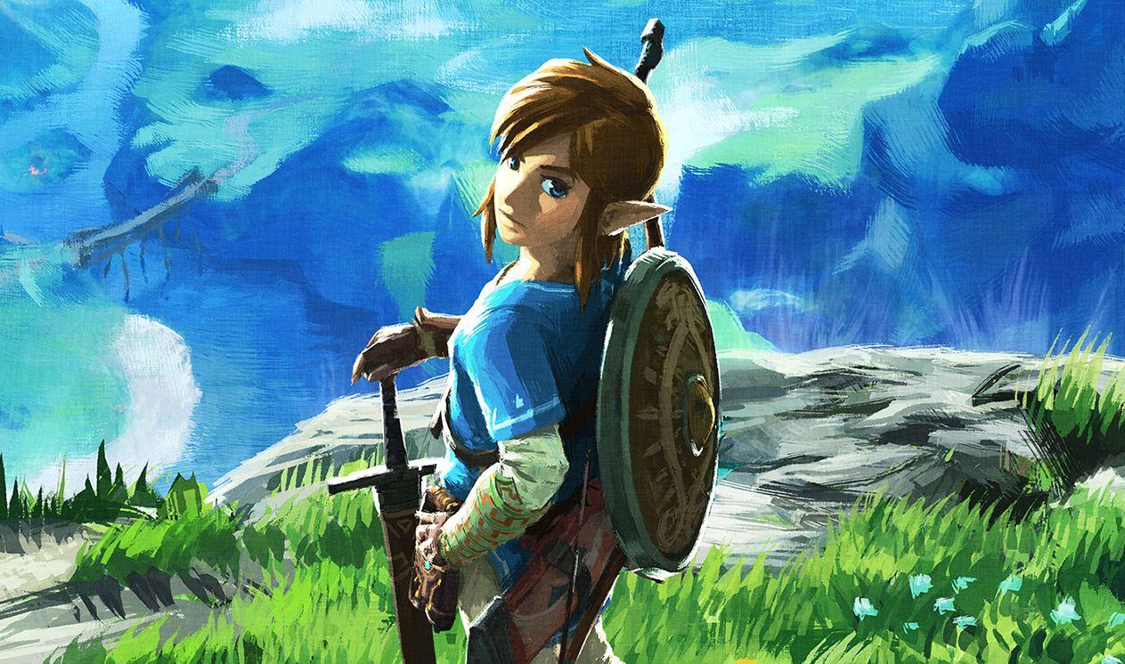 Et si Zelda Breath of the Wild tournait à 60 FPS