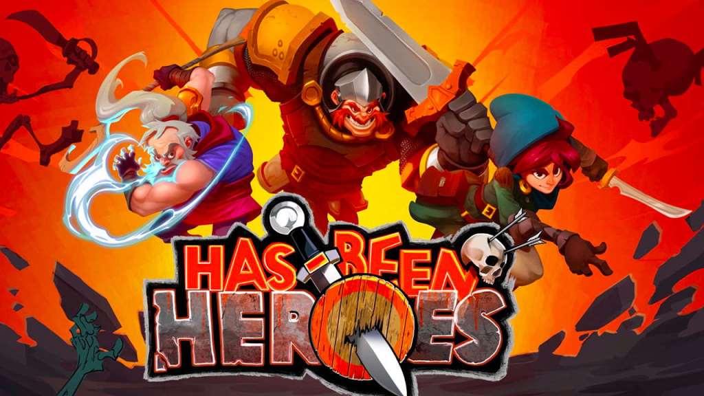 Has-Been Heroes – Trailer du mode histoire