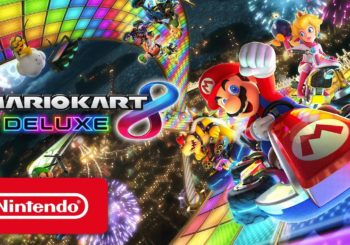 Mario Kart 8 Deluxe se montre en vidéo