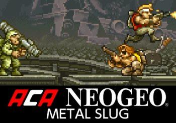Metal Slug débarque sur Switch !