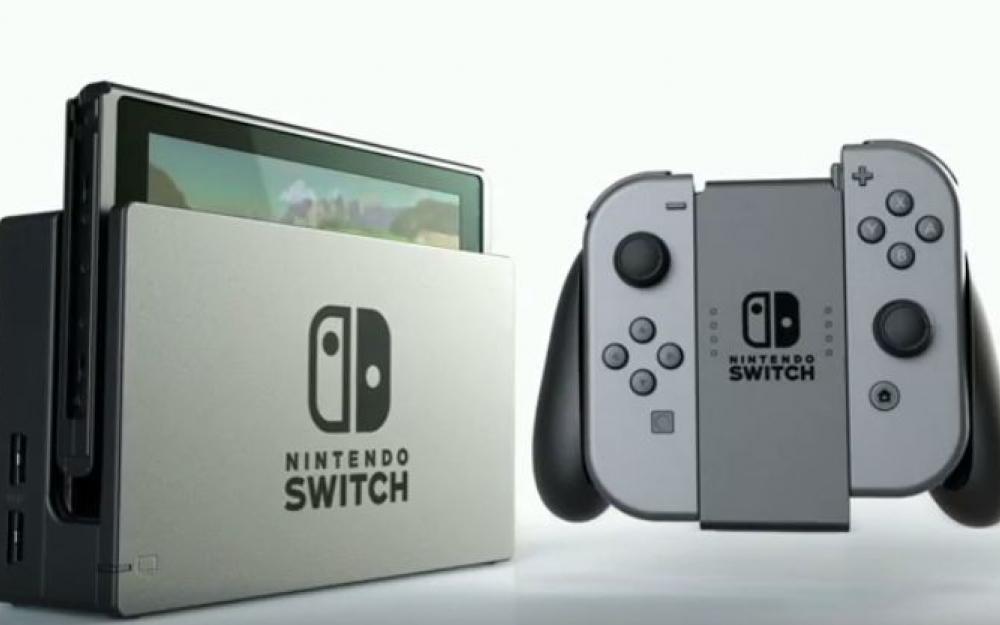 Record de vente aux USA pour la Switch