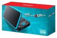 Voici la boite de la New Nintendo 2DS XL