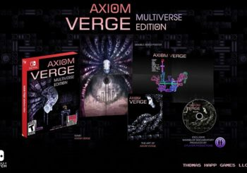 Axiom Verge daté sur Nintendo Switch