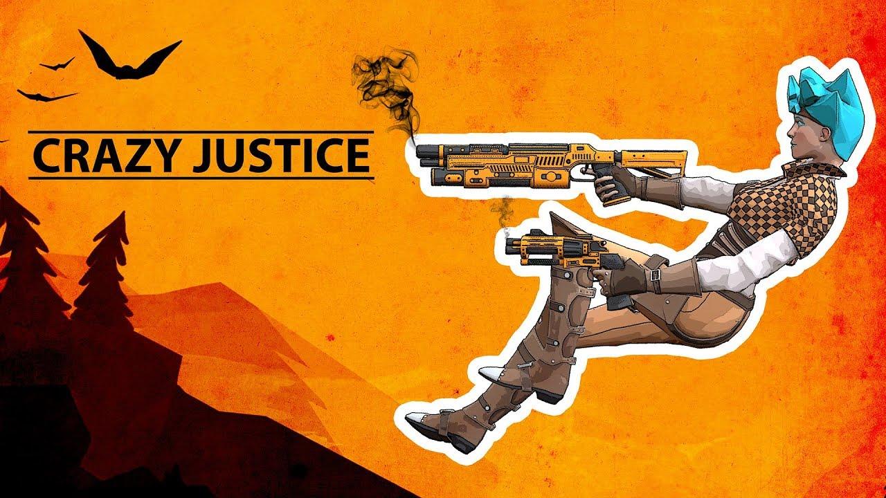 Crazy Justice sur Switch avec du multi en cross platform