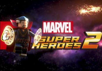 LEGO Marvel Super Heroes 2 sur Switch, la même version que sur les autres plateformes