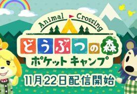 Animal Crossing: Pocket Camp sortie mondiale le 22 Novembre 2017
