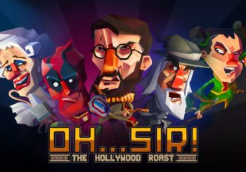 Oh...Sir! The Hollywood Roast sur Switch, tous les DLC et un bonus !