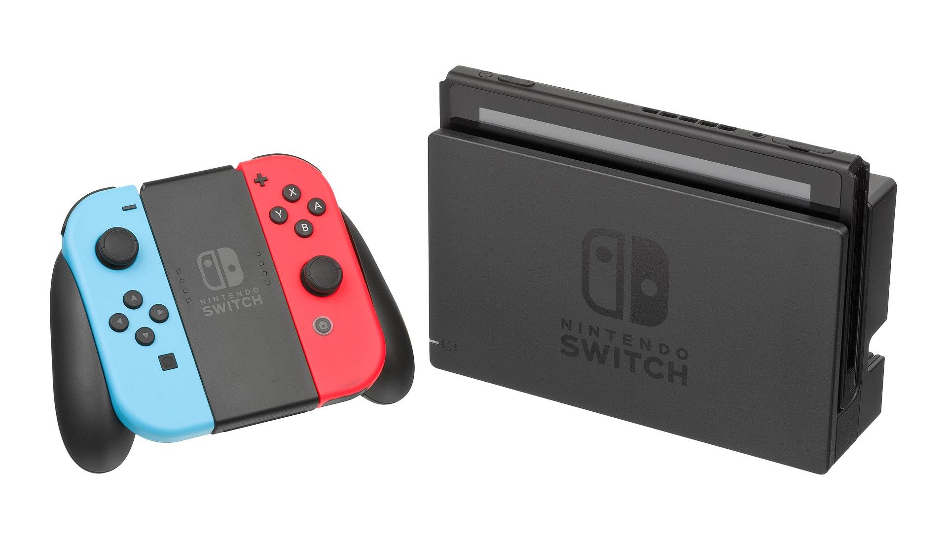 1 million de Switch vendues en France