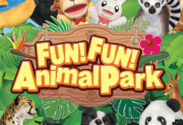 Fun! Fun! Animal Park, la jaquette est de sortie