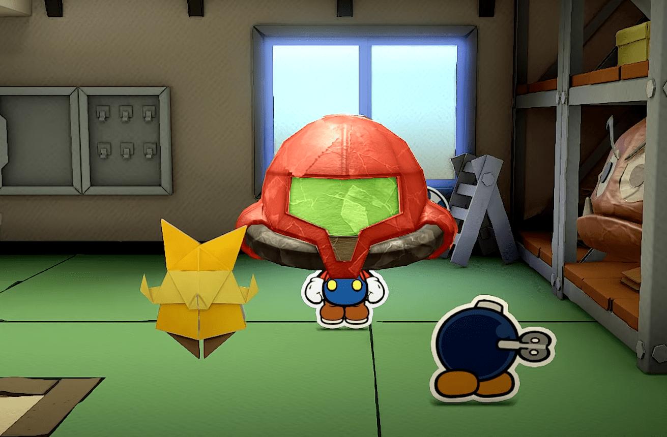 Paper Mario : The Origami King annoncé pour juillet sur Switch