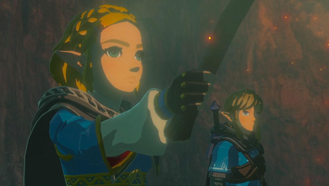 Zelda BOTW 2 : les acteurs disent avoir terminé leur doublage