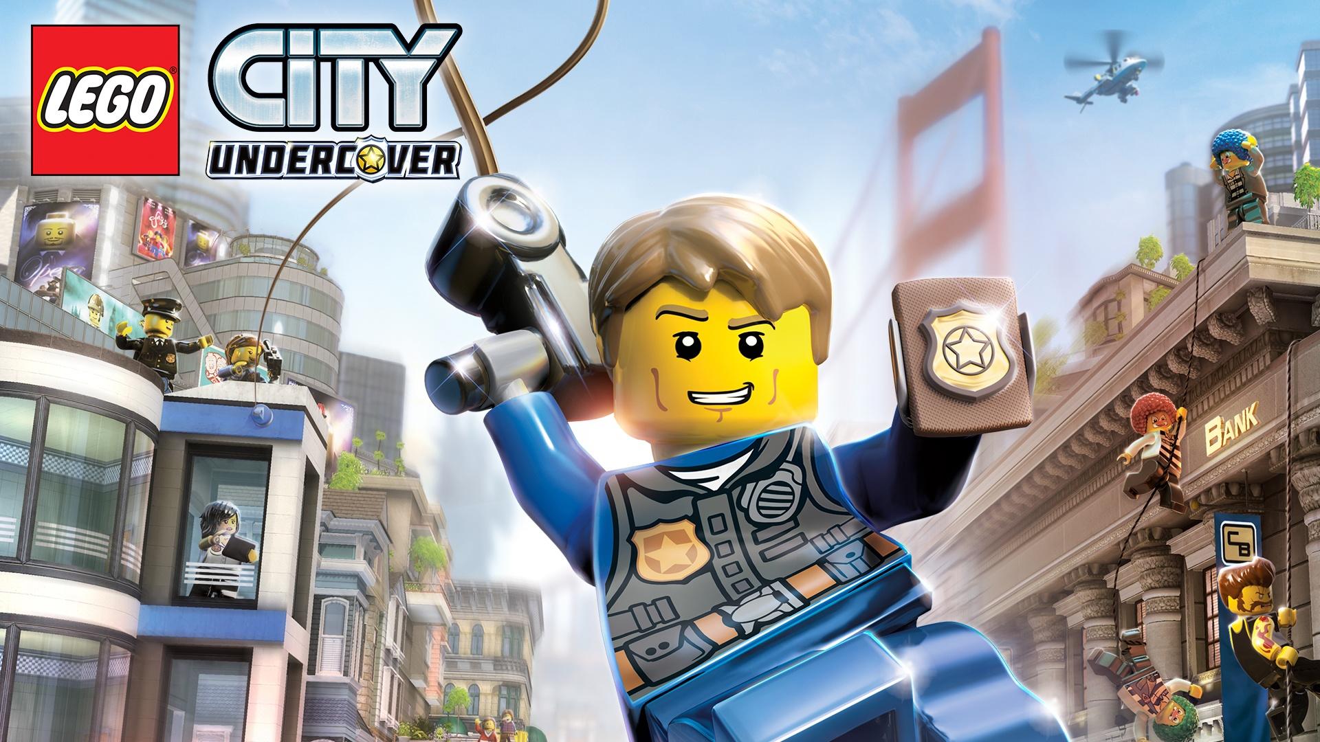 Undercover retiré des eShop Wii U et 3DS — LEGO City